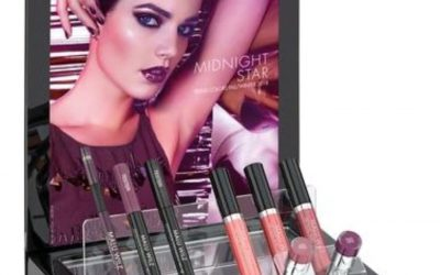 MIDNIGHT STAR de nieuwe make-up lijn voor de winter